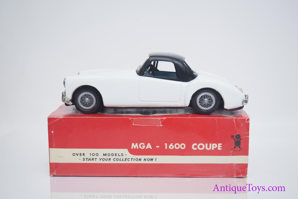 Bandai #920 MGA-1600 Mk II Coupe Friction Car *sold*