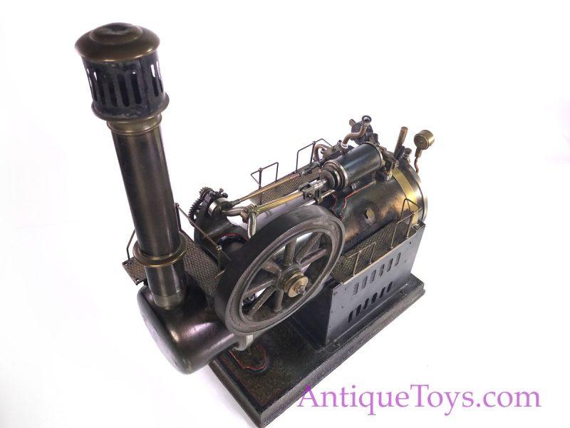 Falk steam engine toy