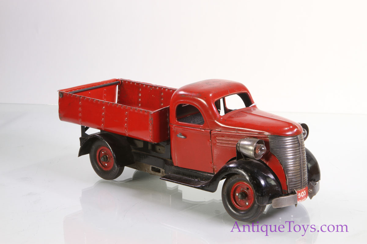 Old Vebe Pickup truck for sale *sold* - Antique Toys for Sale