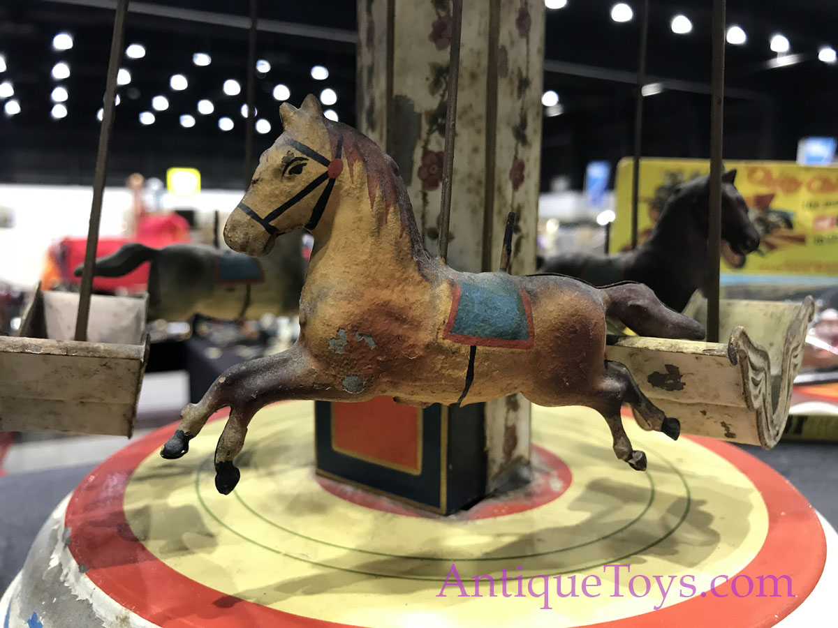 Tin and Steel - Antique Toys for Sale