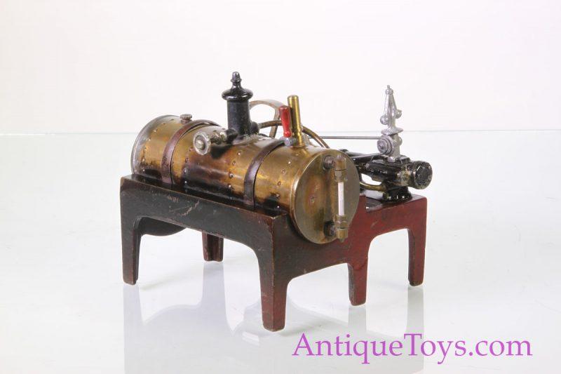 Old toy- steam engine by Weeden