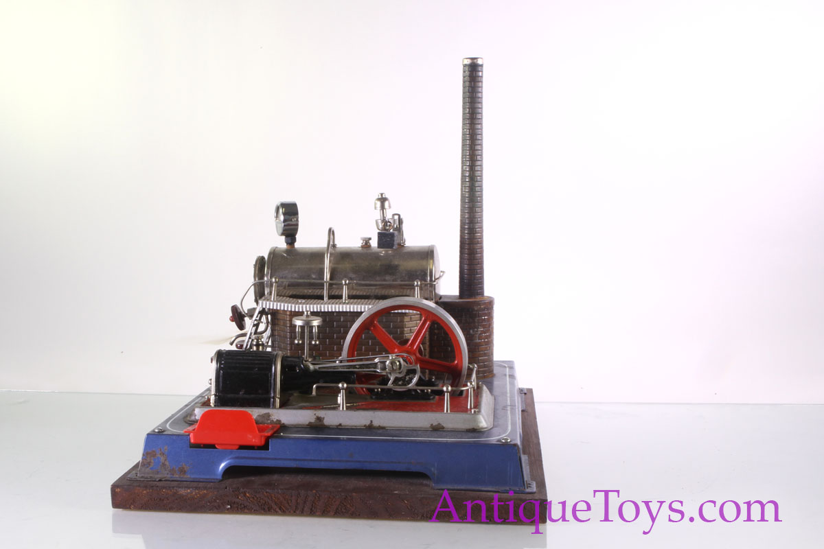 Large Wilesco Steam Engine For Sale From Germany D 20