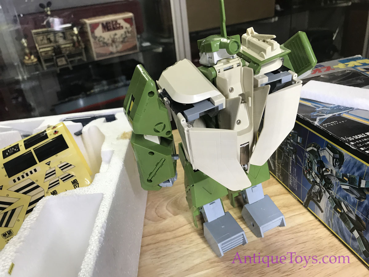 Robotech-robot-toy-mospeda12 - Antique Toys for Sale