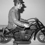German tin toy