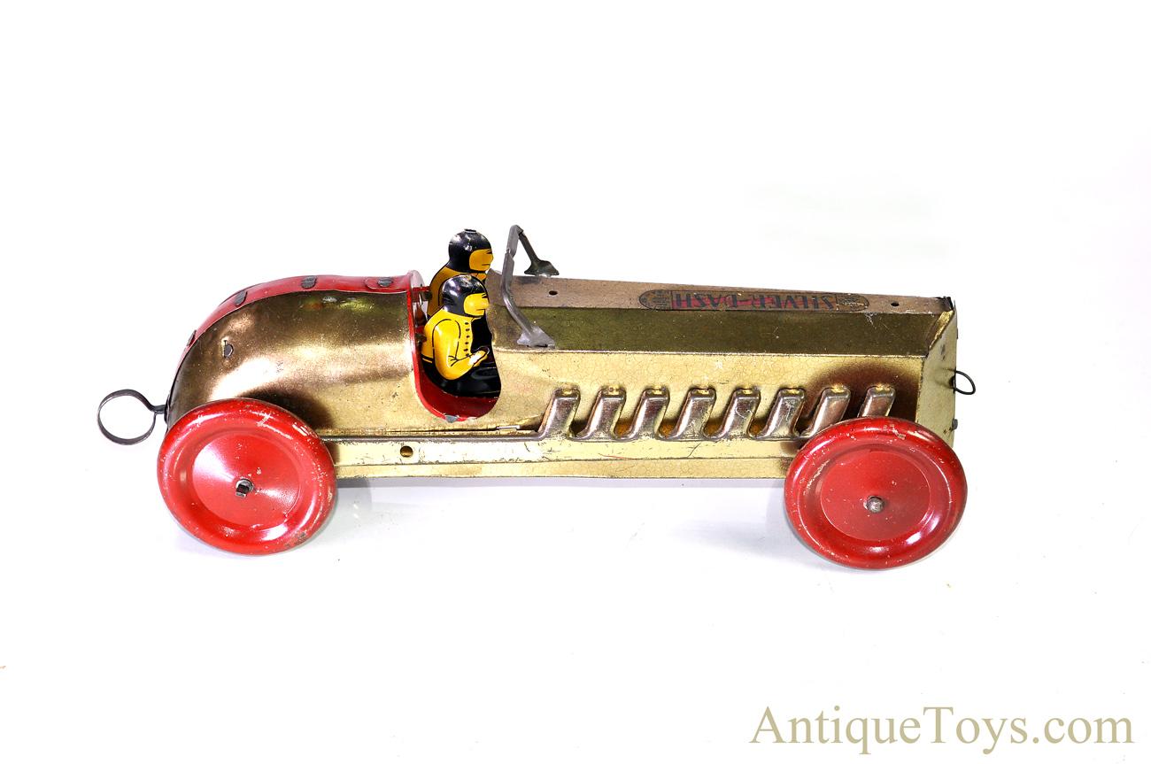 Buffalo Toy Co Silver Dash