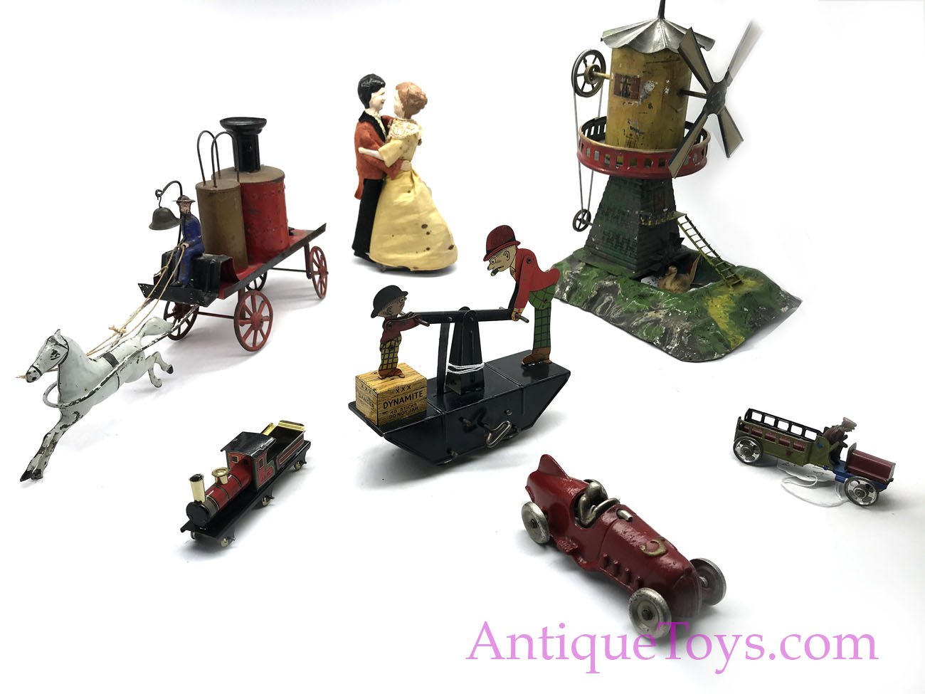 Toy Antique Toys For Old And Vintage