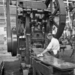 steel press not Tin toys